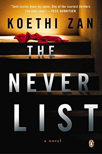 9780143125587: The Never List: A Novel