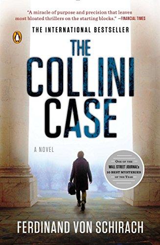 9780143125648: The Collini Case: A Novel