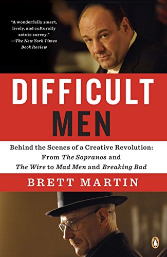 9780143125693: Difficult Men: Behind the Scenes of a Creative Revolution: From The Sopranos and The Wire to Mad Men and Breaking Bad