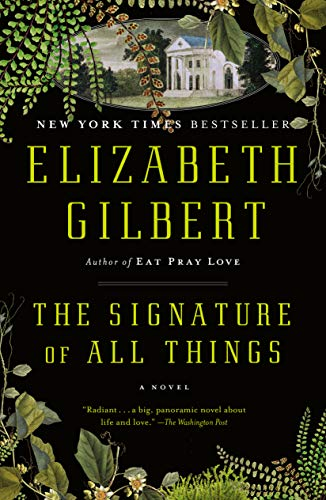 9780143125846: The Signature of All Things