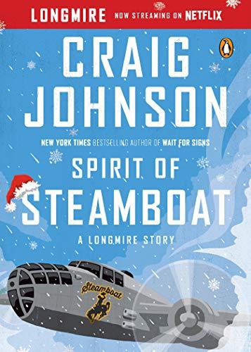 9780143125877: Spirit of Steamboat: A Longmire Story (A Longmire Mystery)