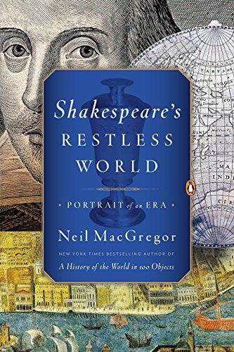9780143125945: Shakespeare's Restless World: Portrait of an Era