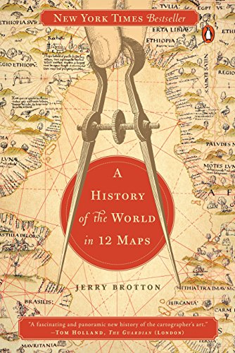 9780143126027: A History of the World in Twelve Maps