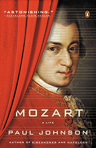 Mozart A Life: Paul Johnson