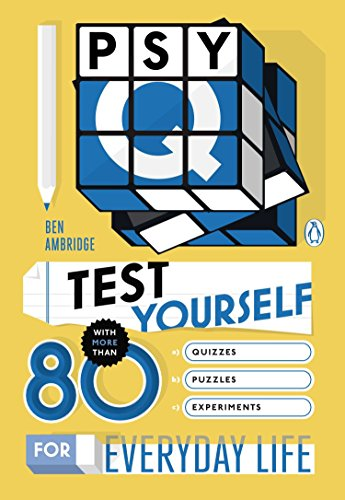 9780143126201: Psy-Q: Test Yourself with More Than 80 Quizzes, Puzzles and Experiments for Everyday Life