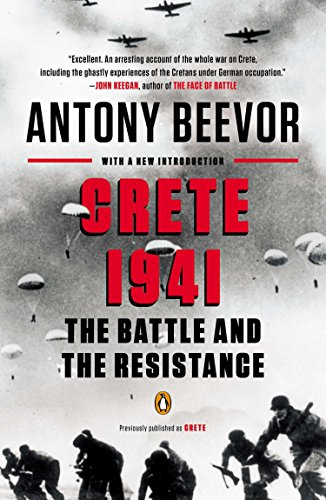 9780143126423: Crete 1941: The Battle and the Resistance
