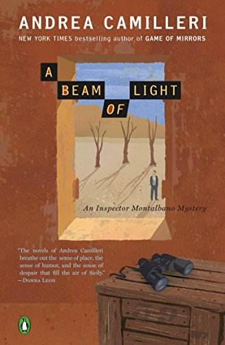 9780143126430: A Beam of Light (Inspector Montalbano Mystery)