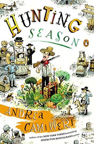 Hunting Season: A Novel: Camilleri, Andrea