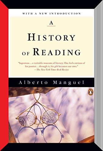 9780143126713: A History of Reading