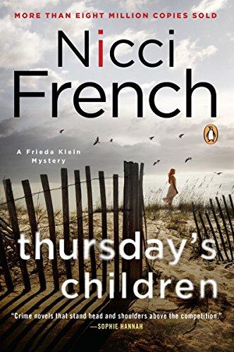 9780143127215: Thursday's Children (Frieda Klein Mystery)