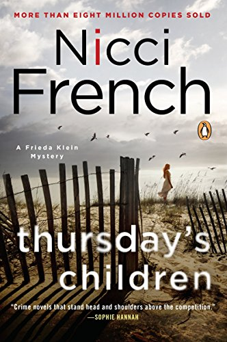 9780143127215: Thursday's Children: A Frieda Klein Mystery