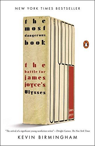 9780143127543: The Most Dangerous Book: The Battle for James Joyce's Ulysses