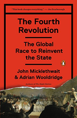 9780143127604: The Fourth Revolution: The Global Race to Reinvent the State