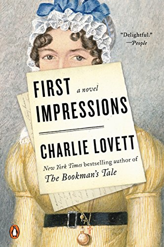 9780143127727: First Impressions: A Novel of Old Books, Unexpected Love, and Jane Austen