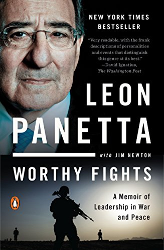 9780143127802: Worthy Fights: A Memoir of Leadership in War and Peace
