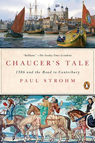 9780143127833: Chaucer's Tale: 1386 and the Road to Canterbury
