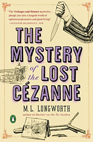 9780143128076: The Mystery of the Lost Cezanne: A Verlaque and Bonnet Mystery (Verlaque and Bonnet Provencal Mysteries)
