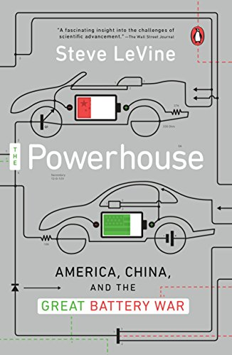 9780143128328: The Powerhouse: America, China, and the Great Battery War