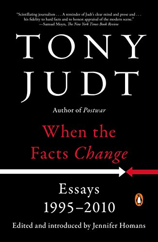 9780143128458: When the Facts Change: Essays, 1995-2010