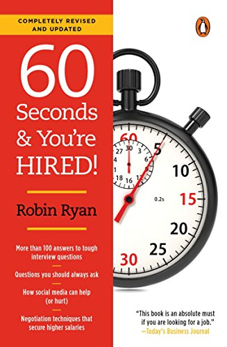 9780143128502: 60 Seconds and You're Hired!