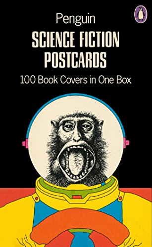 9780143128649: Penguin Science Fiction Postcards: 100 Book Covers in One Box