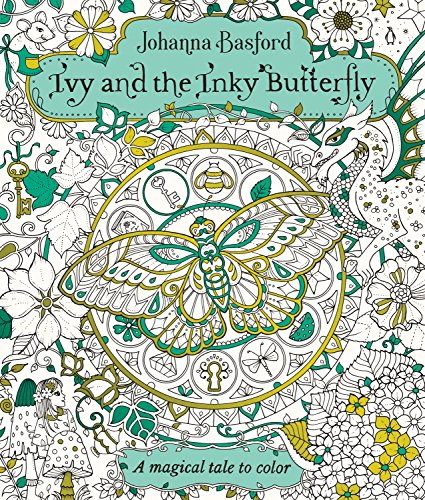 9780143130925: Ivy And The Inky Butterfly: A Magical Tale to Color