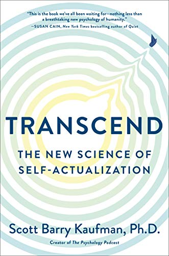 9780143131205: Transcend: The New Science of Self-Actualization