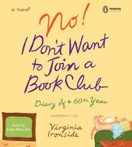 9780143141846: No! I Don't Want to Join a Book Club: Diary of a 60th Year