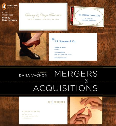 9780143141945: Mergers & Acquisitions
