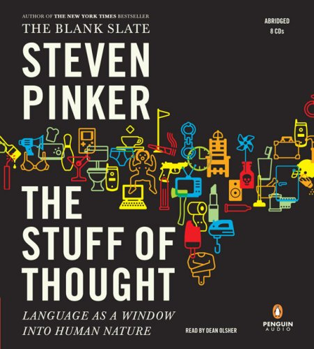 9780143142584: The Stuff of Thought: Language as a Window Into Human Nature