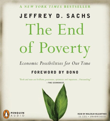 9780143143048: The End of Poverty: Economic Possibilities for Our Time