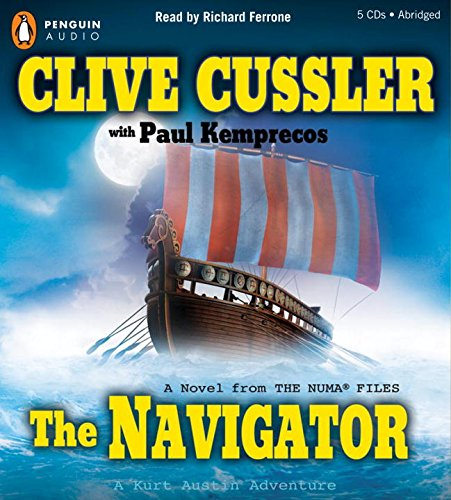 9780143143420: The Navigator (Kurt Austin Adventures)