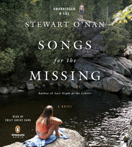 Songs for the Missing: A Novel (0143143565) by Stewart O'Nan
