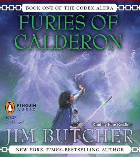 9780143143765: Furies of Calderon (Codex Alera, Book 1)