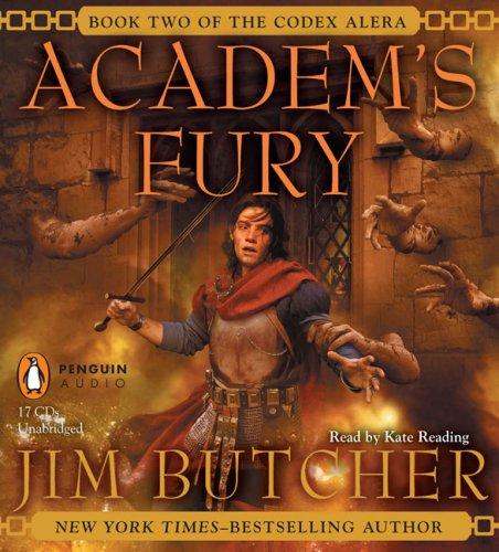 9780143143772: Academ's Fury (Codex Alera, Book 2)