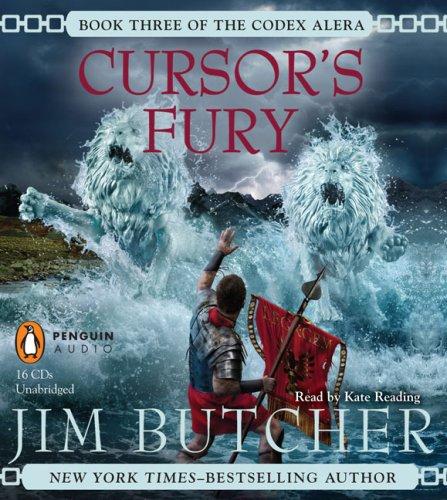 9780143143789: Cursor's Fury (Codex Alera, Book 3)