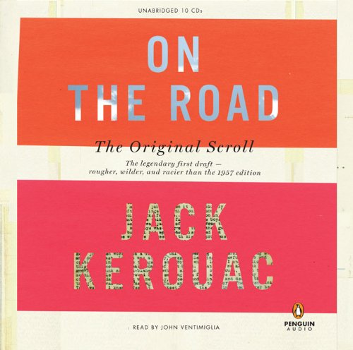 On the Road: The Original Scroll (Penguin: Jack Kerouac