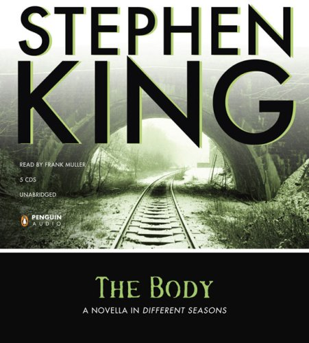 9780143143925: The Body: A Novella in Different Seasons