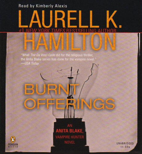 9780143144076: Burnt Offerings (Anita Blake, Vampire Hunter)