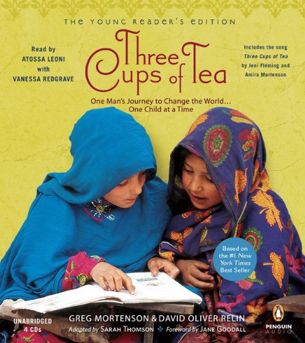 Three Cups of Tea: Young Readers Edition: Greg Mortenson, David