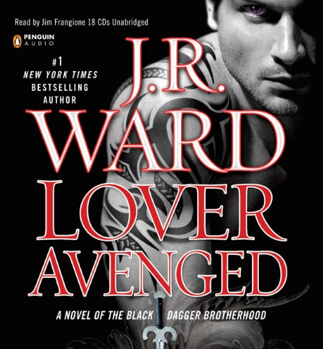 9780143144625: Lover Avenged (Black Dagger Brotherhood, Book 7)
