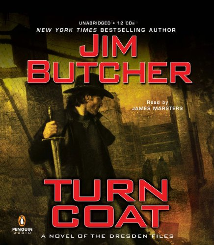 Turn Coat Unabridged CD (The Dresden Files) (0143144723) by Jim Butcher