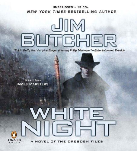 White Night (Dresden Files): Butcher, Jim