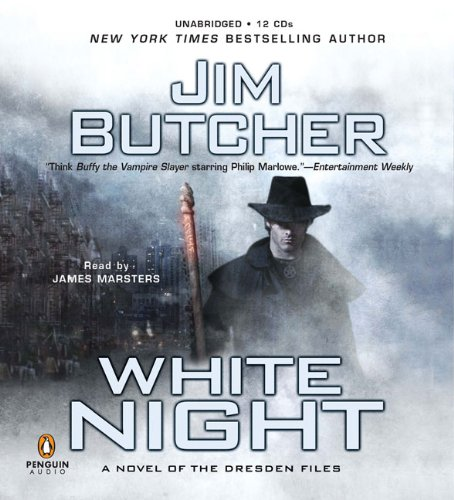 9780143144731: White Night (Dresden Files)