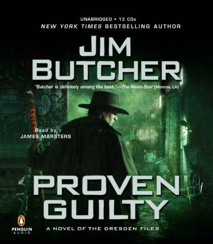 Proven Guilty (Dresden Files): Butcher, Jim