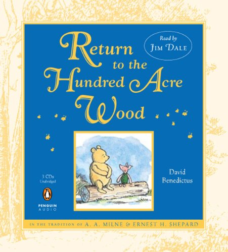 9780143145073: Return to the Hundred Acre Wood