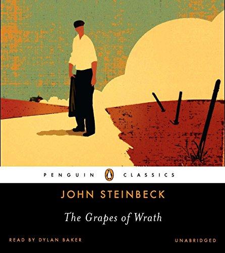 9780143145158: The Grapes of Wrath (Penguin Audio Classics)