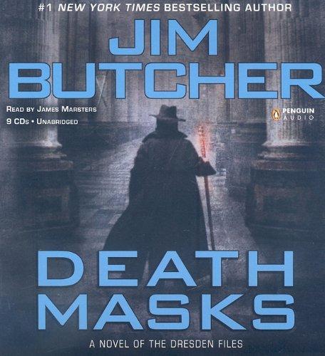 9780143145196: Death Masks (Dresden Files)