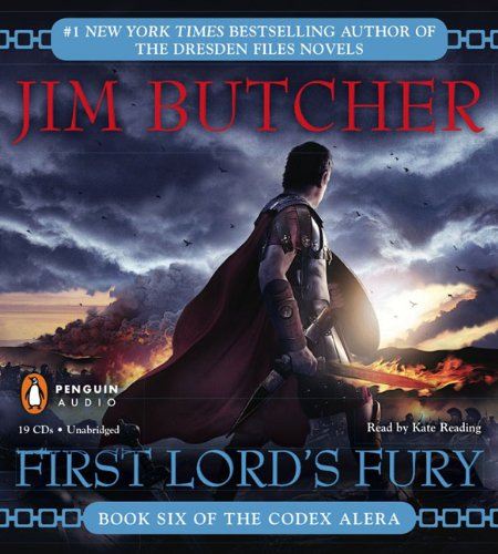 9780143145202: First Lord's Fury (Codex Alera)