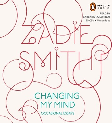 9780143145219: Changing My Mind: Occasional Essays